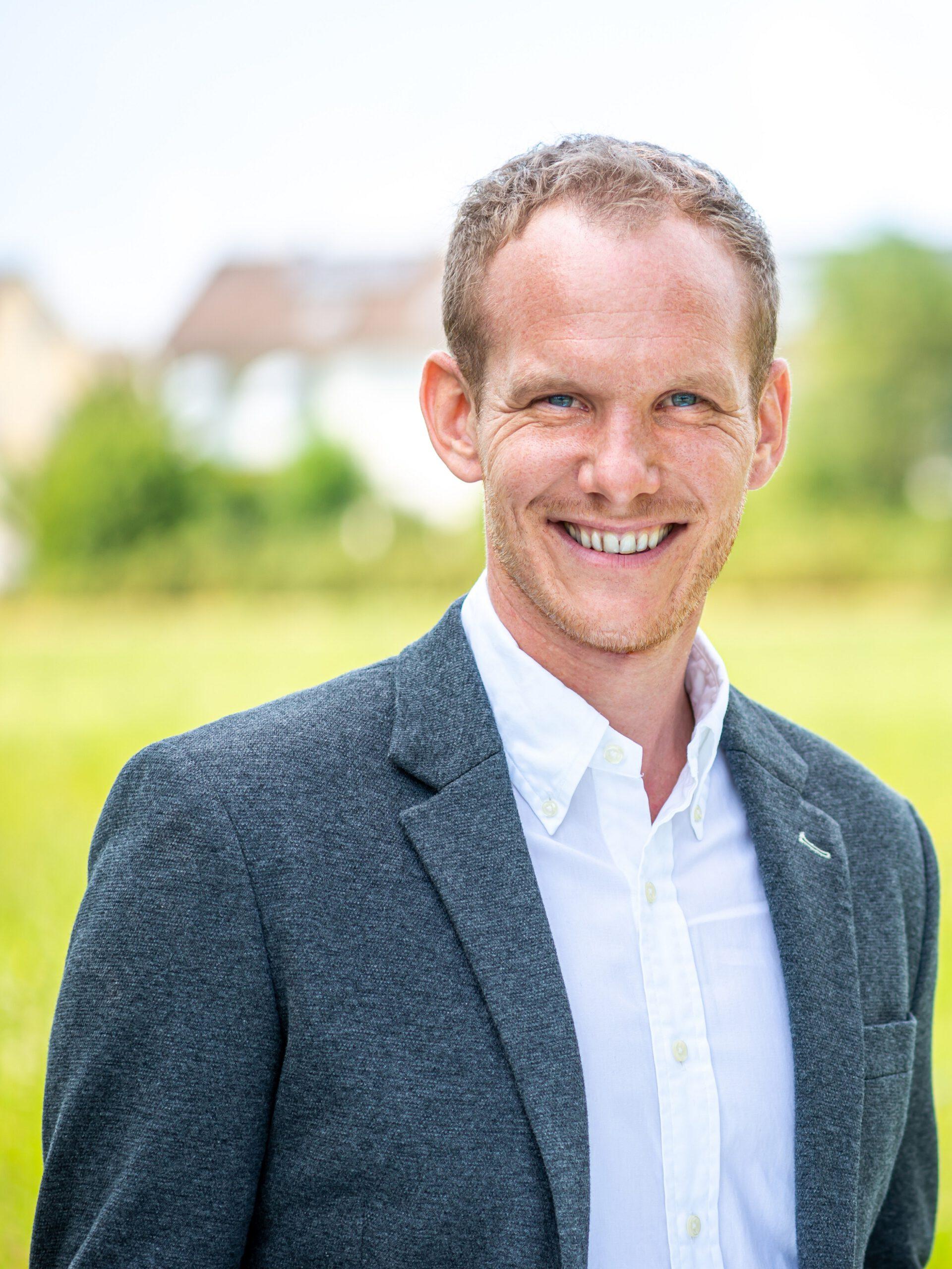 Bürgermeister Moritz Sammer