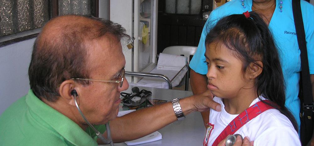 Menschen mit Behinderung Behindertenarbeit Sagrada Familia