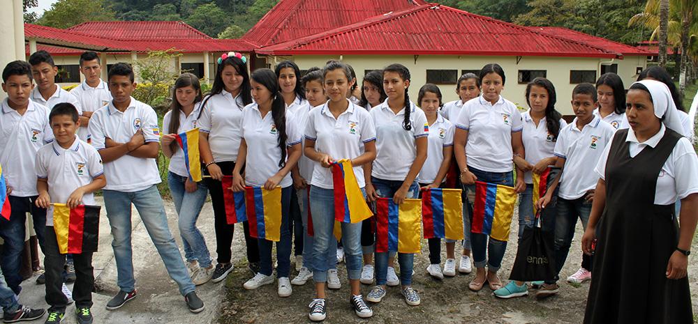 Jugendbauernhof und Internat San José