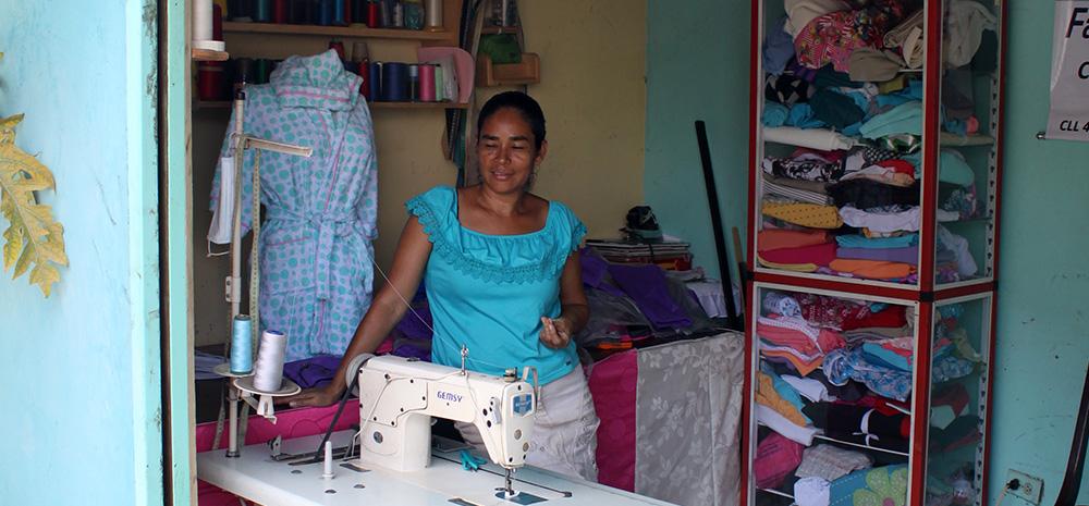 Frauen- und Familienförderung/ Mikrokredite
