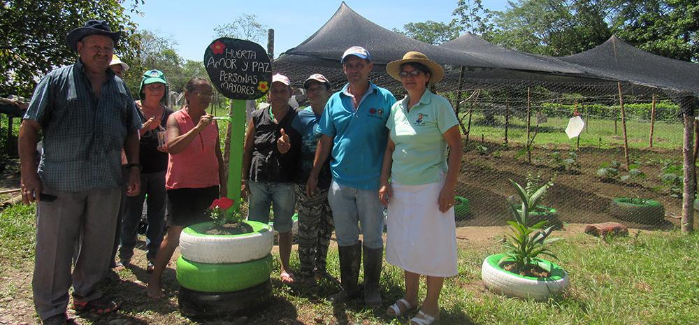 Senioren/ Häuslicher Gartenbau